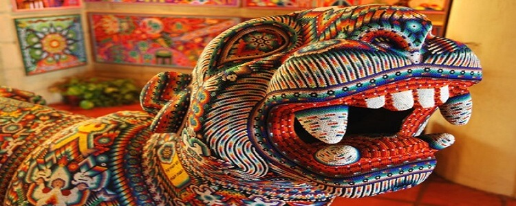 Huichol Art Work