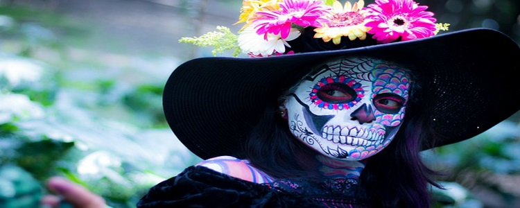Day of the Dead Celebration in Puero Vallarto