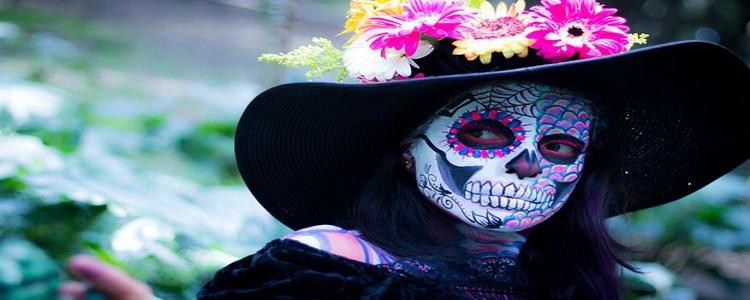 Day of the Dead Celebration in Puero Vallarto